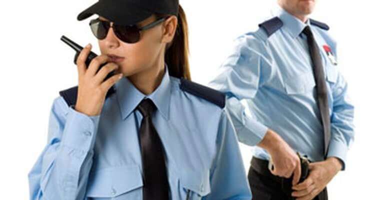 Female Security Guard In Okhla