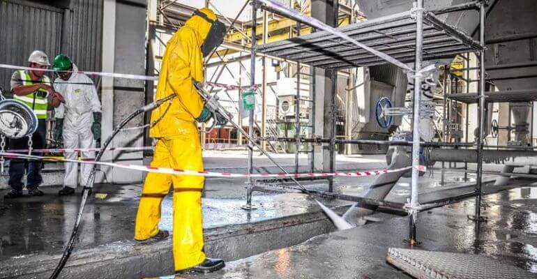 Industrial Cleaning In Saket