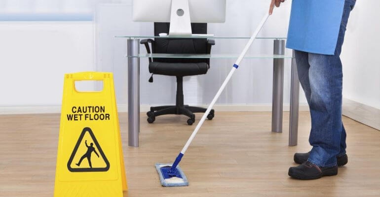 Office Cleaning In Najafgarh