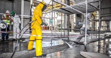 Industrial Cleaning In Alipur