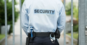 Security Guard in Navjeevan Vihar